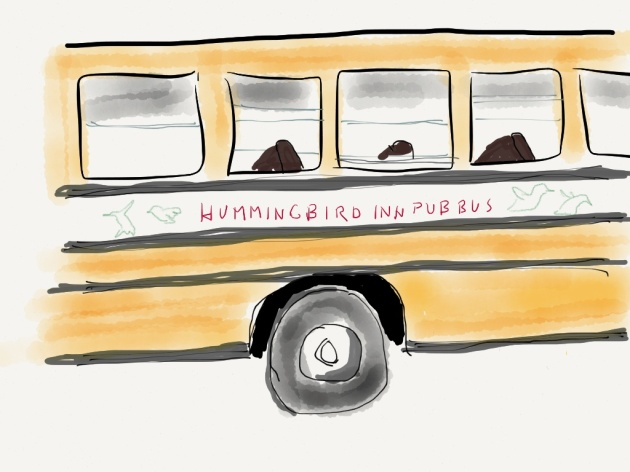 hummingbird bus
