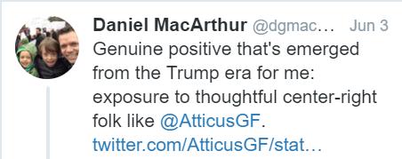 macarthur tweet